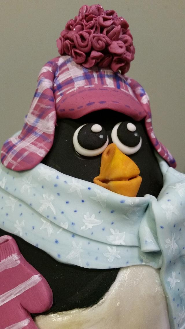 Percy the penguin