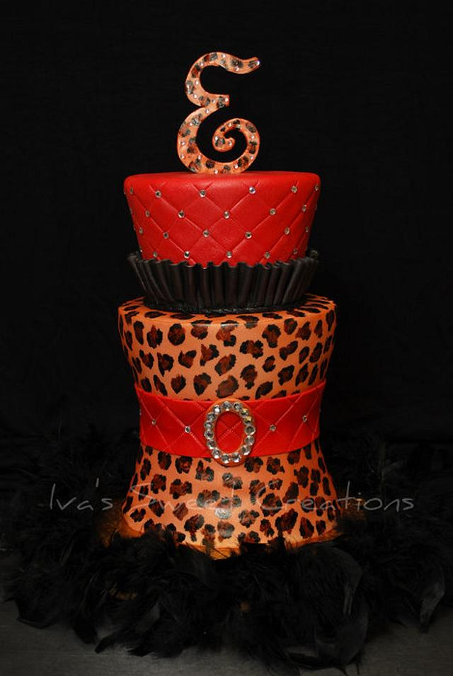 Cake fit for a Diva