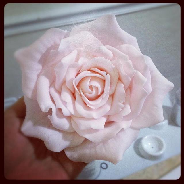 Fondant/Gumpaste Rose