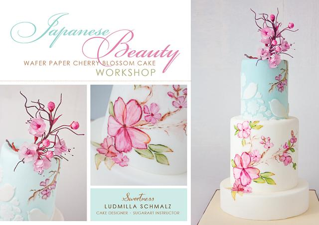 """Japanese  Spring Beauty"""