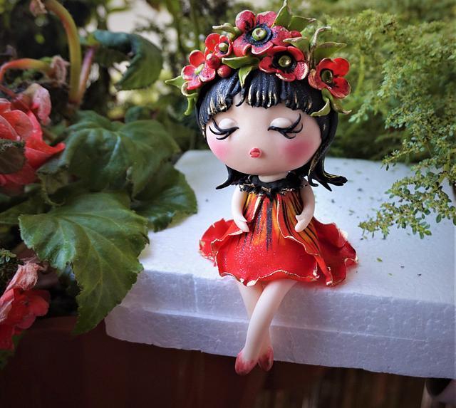 poppy doll ♥