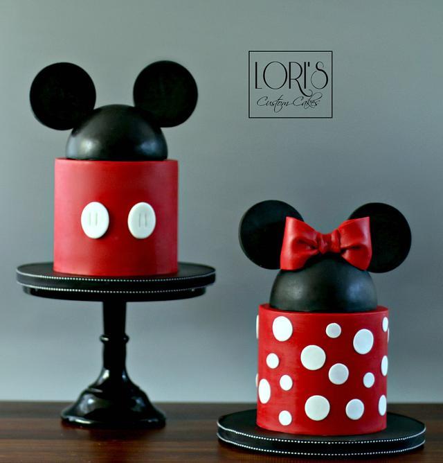 Mickey Minnie Gender Reveal