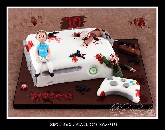 Zombie Xbox 360