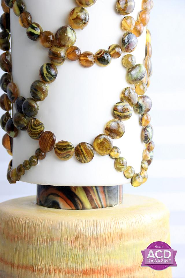 Tiger's Eye Tree of Life ....All that Glitters Showcase