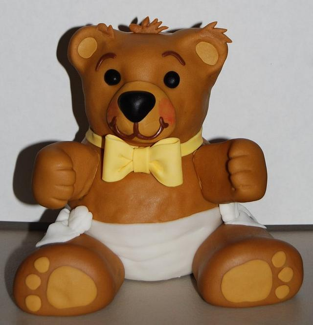 Baby Shower Bear