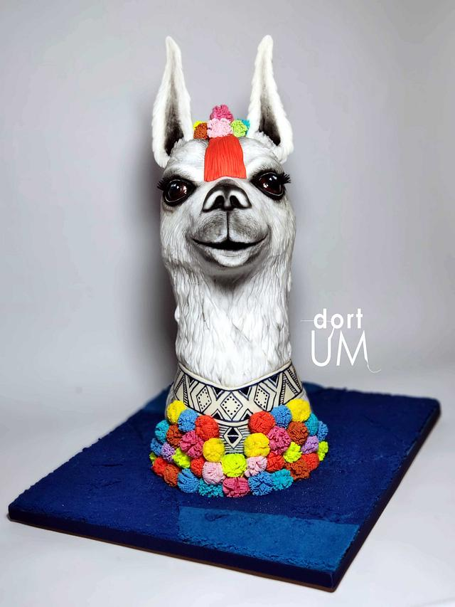 Mexican llama