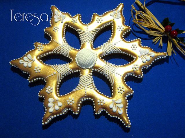 Świąteczna gwiazdka