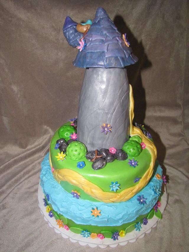 Rapunzel Birthday