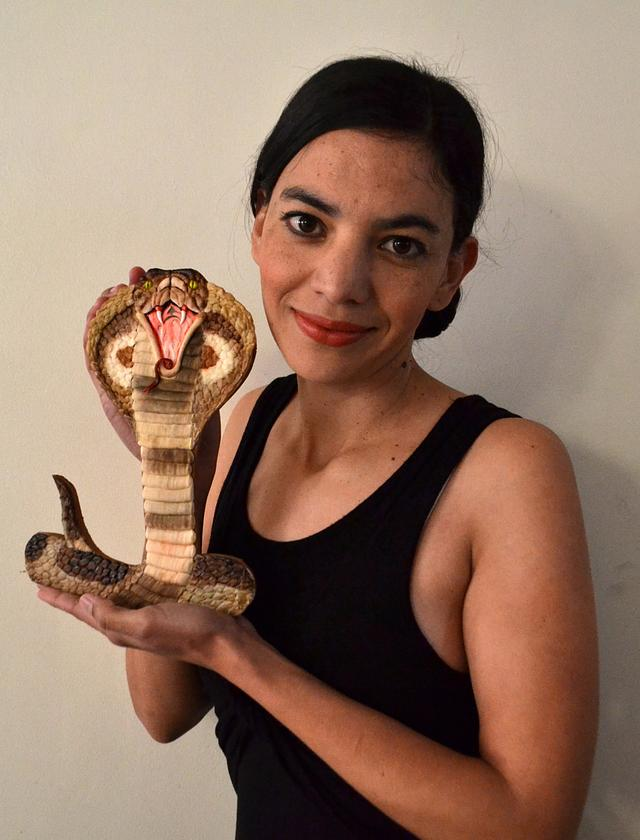 The King Cobra - Beautiful Sri Lanka