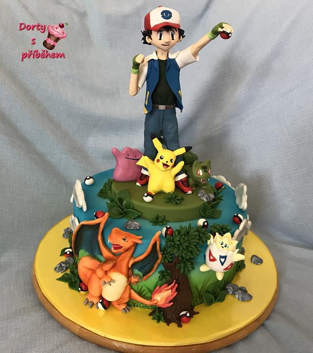 Ash Ketchum and Pokemon