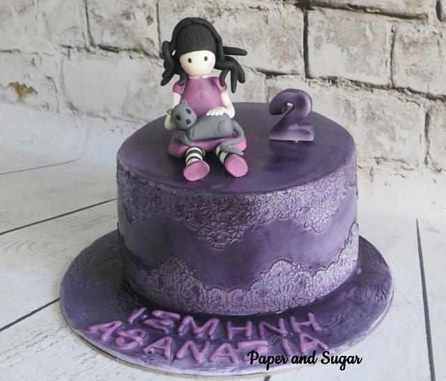 Gorjous cake