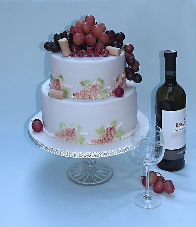 For grape winemaker