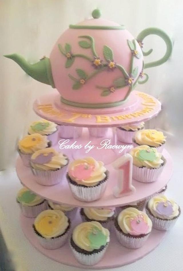 My First Teapot :)