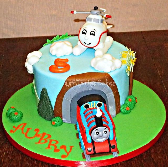 Thomas the Train and Harold the Helicopter