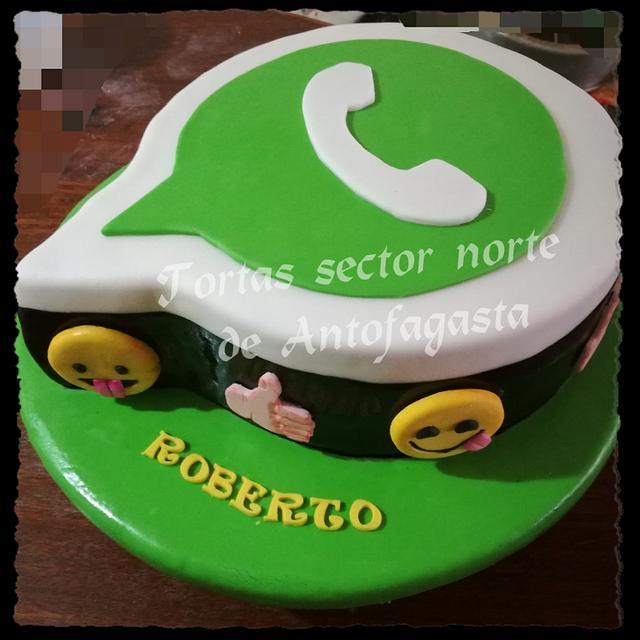 Símbolo whatsapp