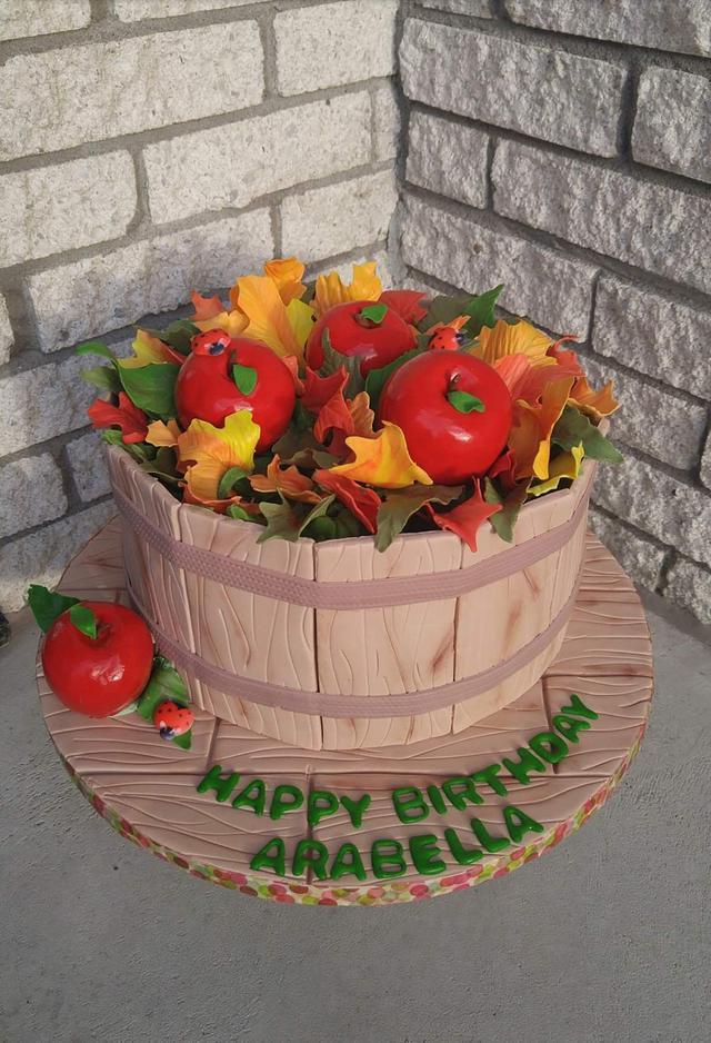 Apple Crate Birthday