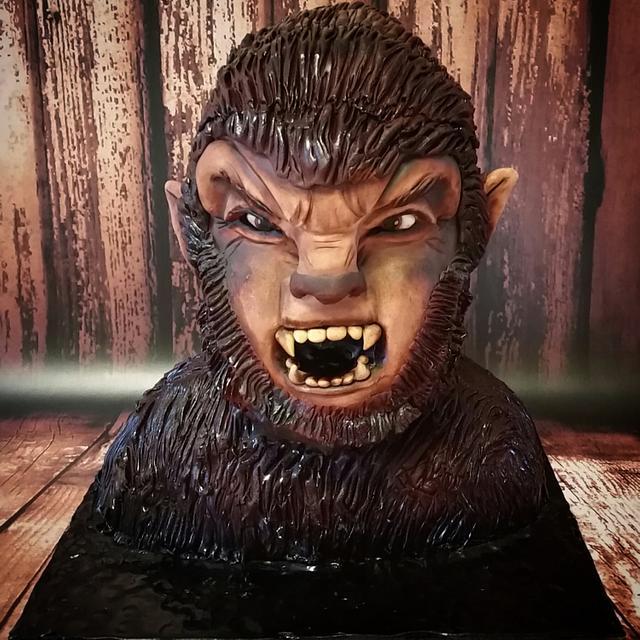 Universal Monsters Wolfman