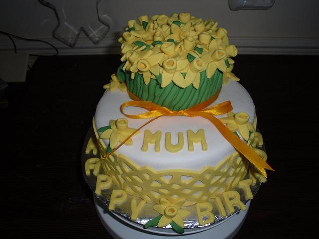 Happy Birthday Mum