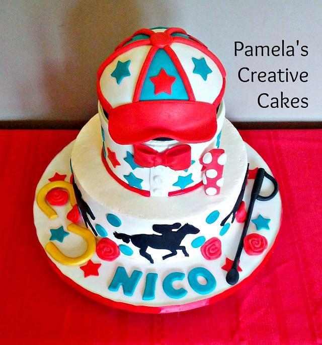 Nico's Derby Cake