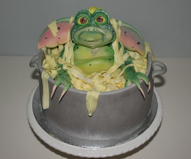 Gremlins Cake