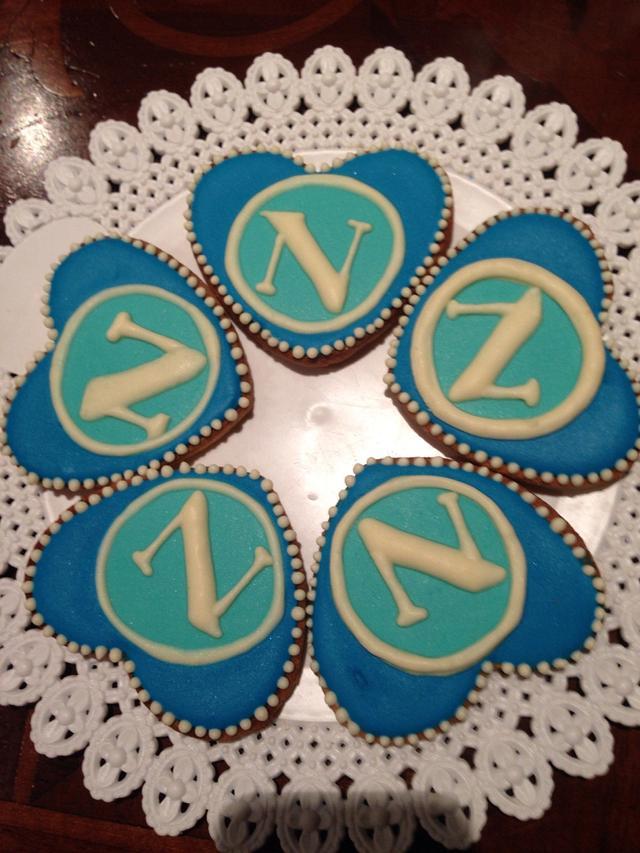 Napoli cookies