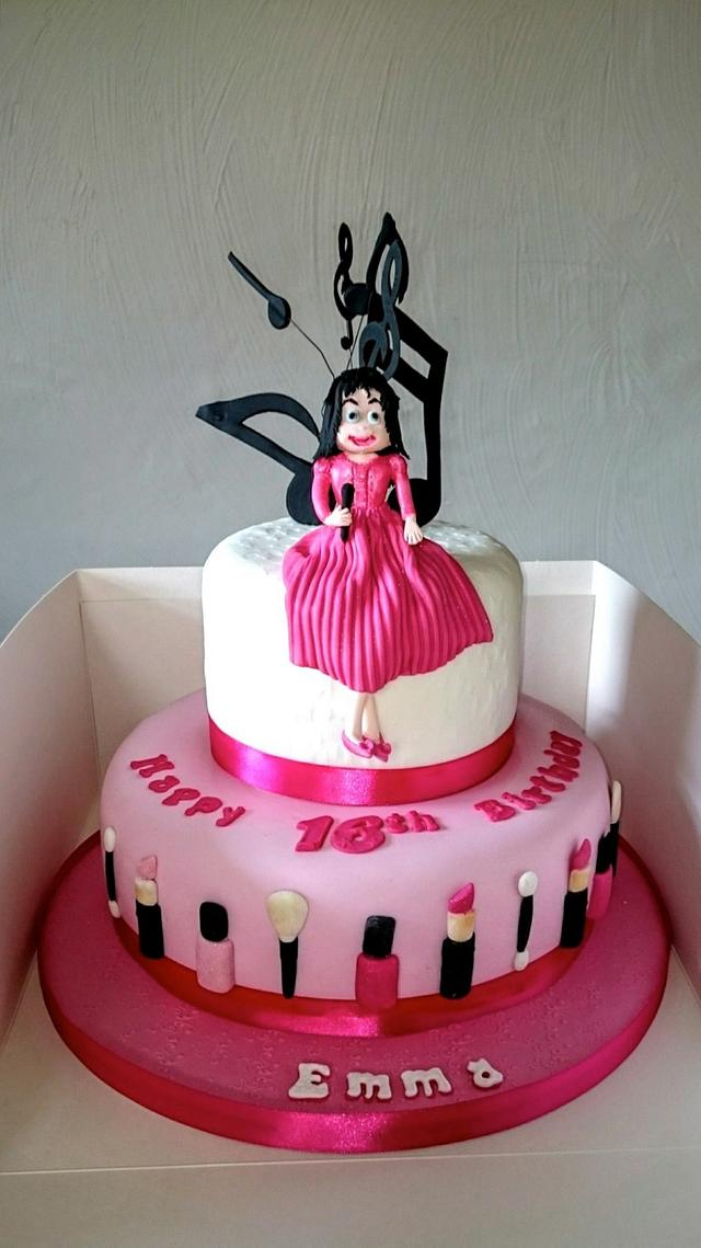 Sweet 16th cake!