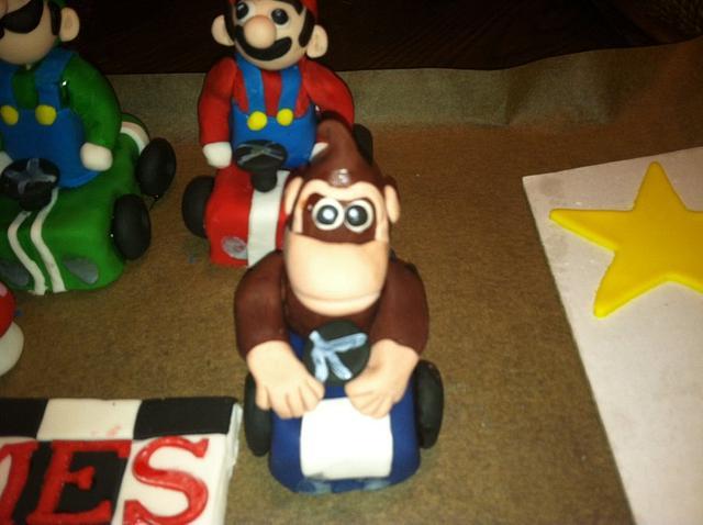 Super Mario and Friends