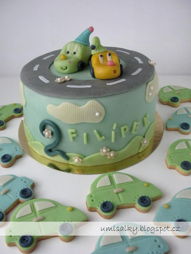 Cars Cake / Cookies