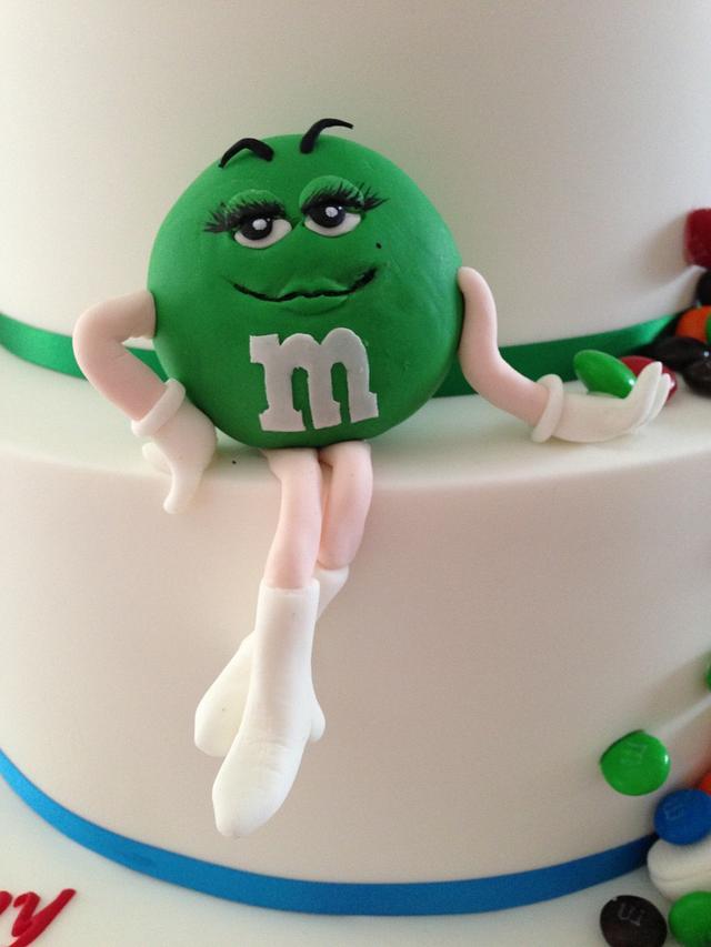 M&M fun