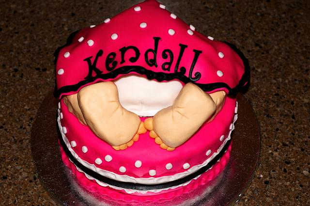 Baby Rump for Kendall!