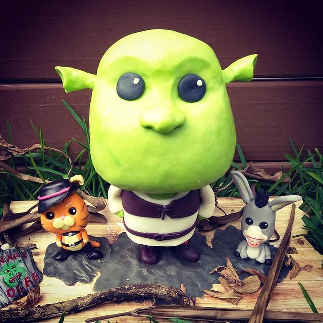 Shrek for ever