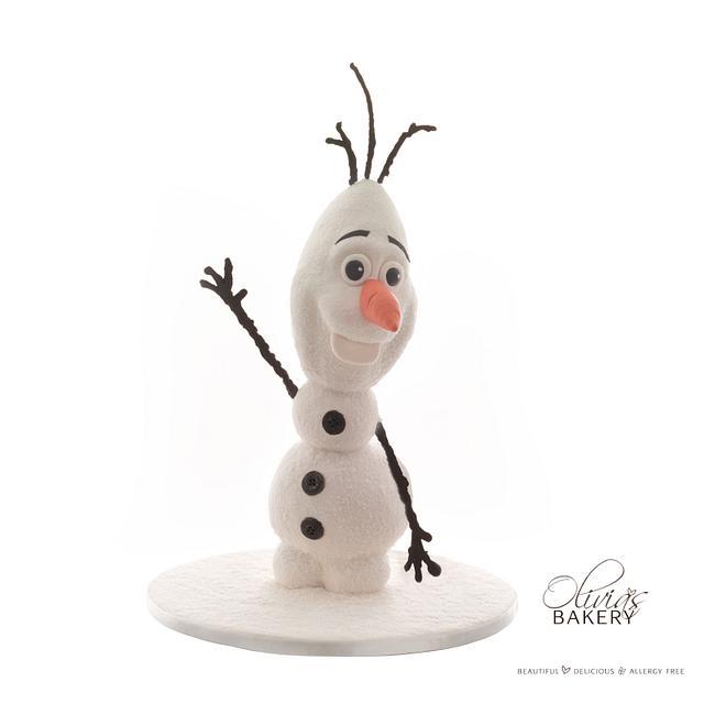 Frozen's Olaf 3D