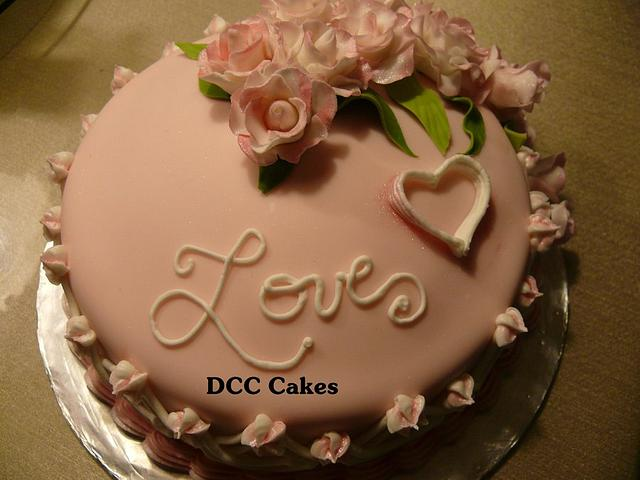 My love cake