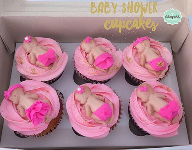 Cupcakes Baby Shower Medellín