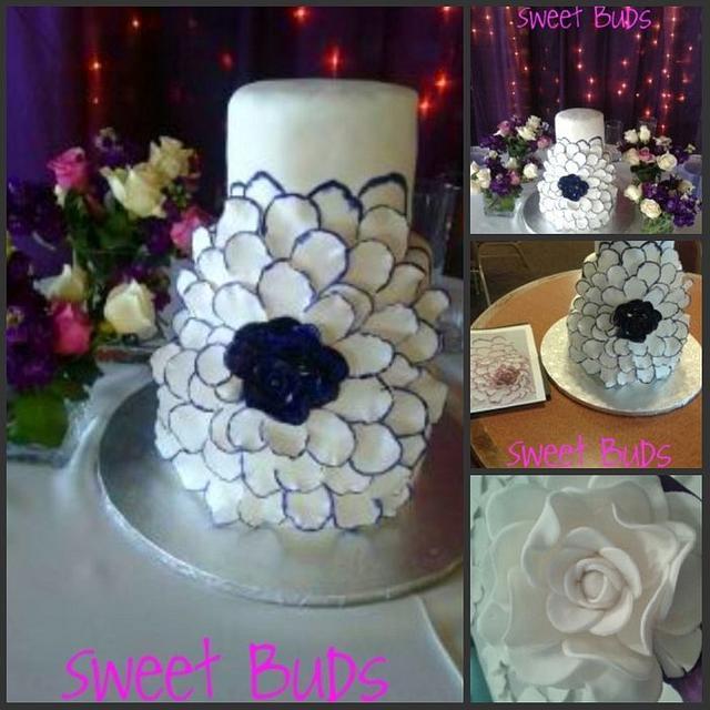 Briana's Wedding Cake