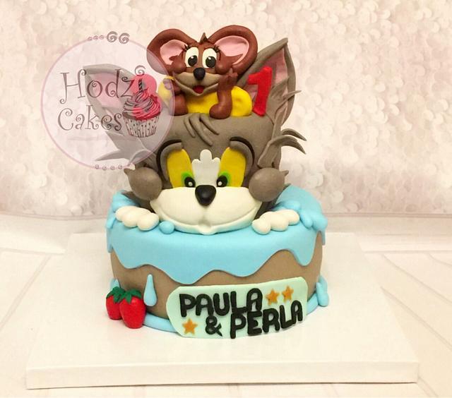 Tom&Jerry Cake