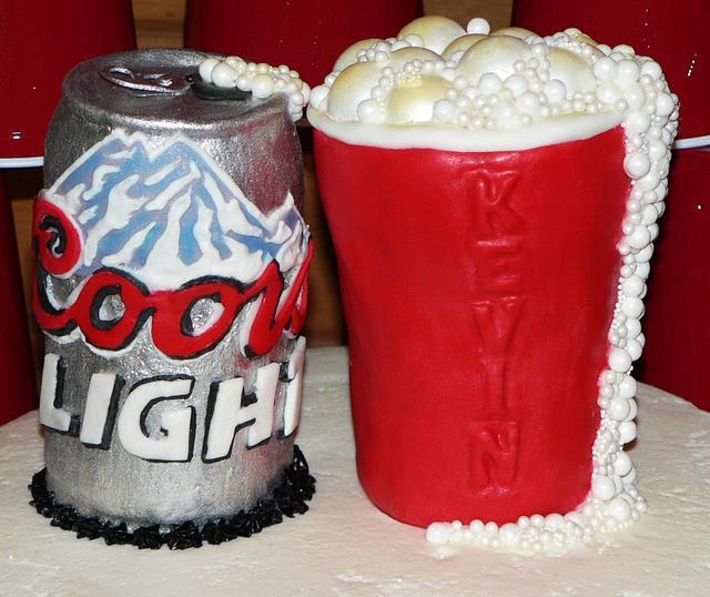 Coors Light Birthday
