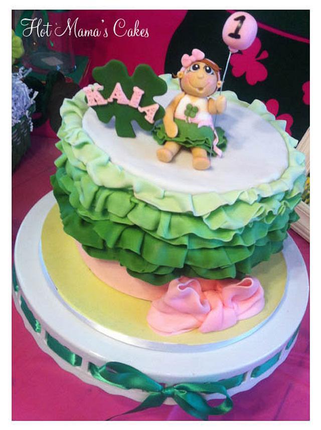 Kaia's 1st Birthday!