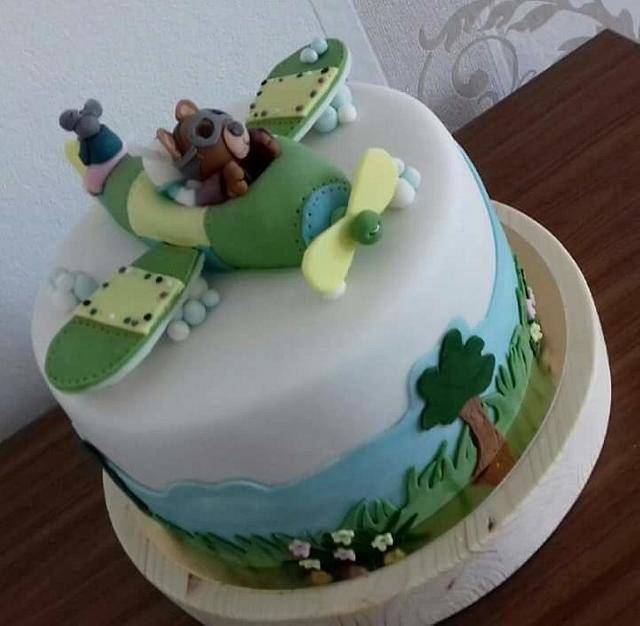 Childrens cake