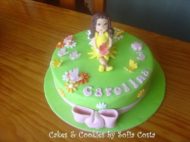 Fairies cakes