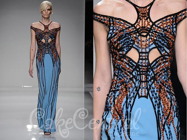 Fashion Inspiration 2016 - Versace