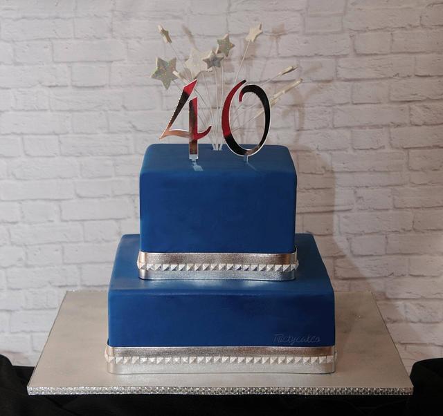 Blue 40th