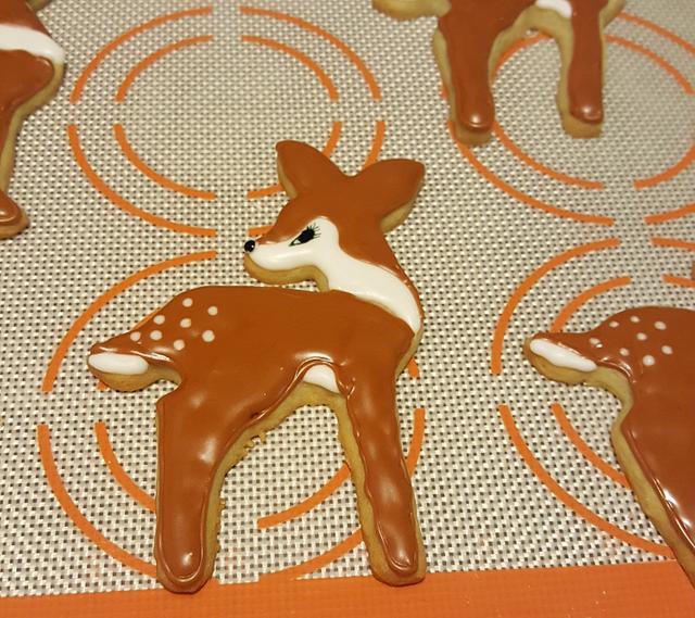 Deer cookie