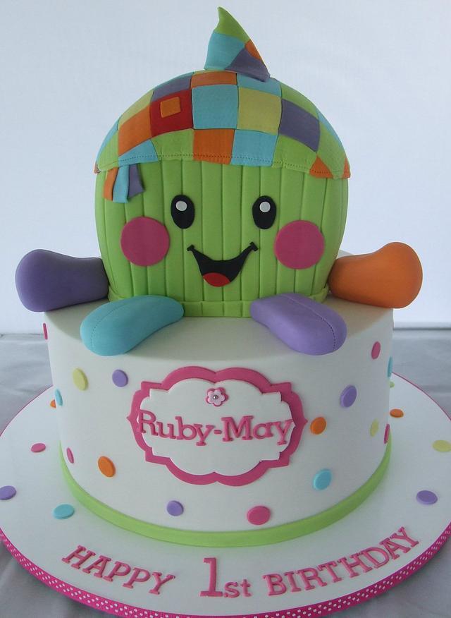 Remarkable Fisher Price Kiwi Toy Cake Cake By Cake A Chance On Cakesdecor Personalised Birthday Cards Beptaeletsinfo