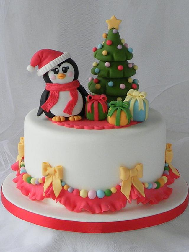 Ms Penguin's presents