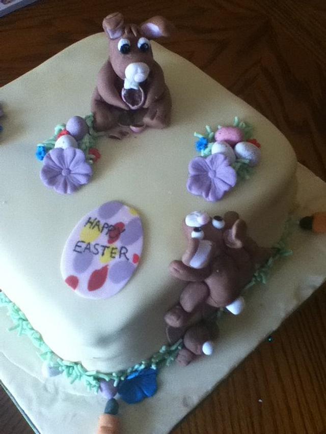Easter Bunnies!!