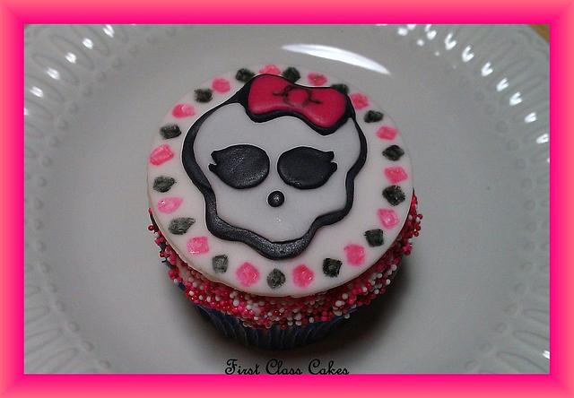 Monster High Cupcake
