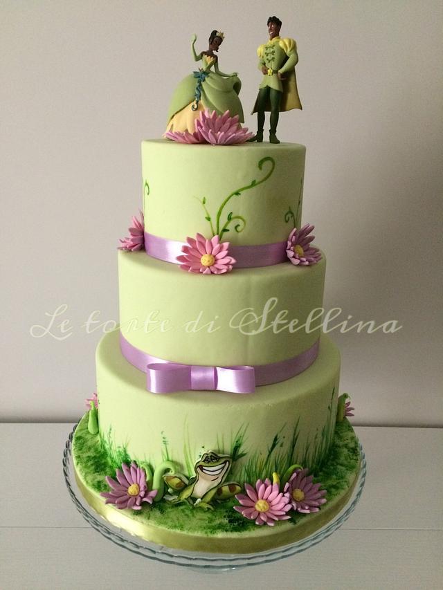 Tiana cake