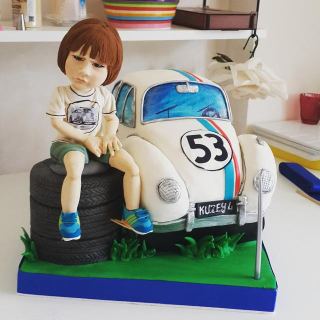 Herby 53 cake