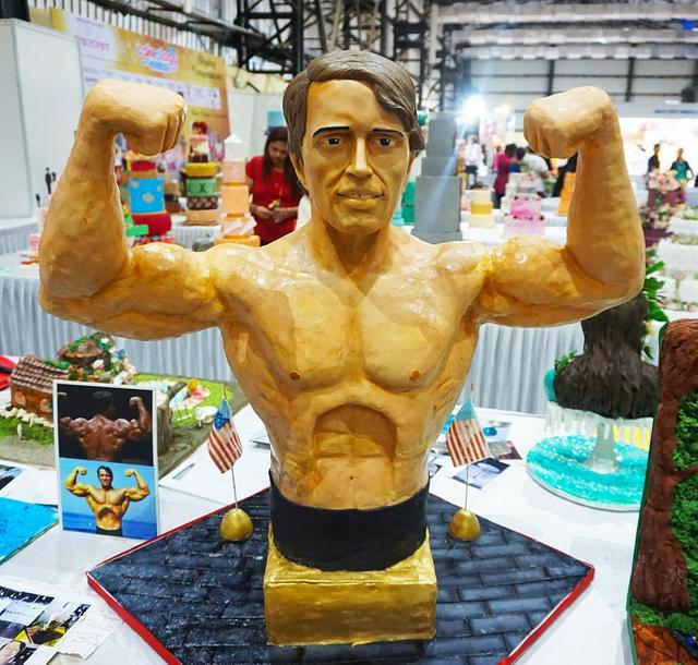 Legend of Bodybuilding Arnold Schwarzenegger